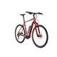 Cube Cross Hybrid Pro 500 Bicicletta elettrica da cross rosso